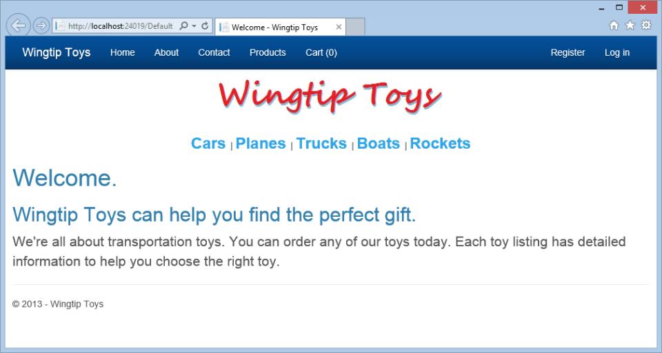 Wingtip Toys [1]