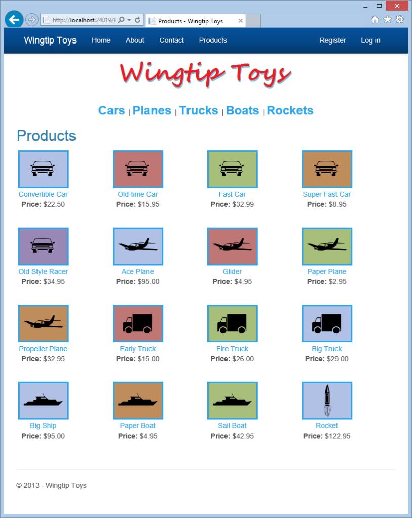 Wingtip Toys [2]