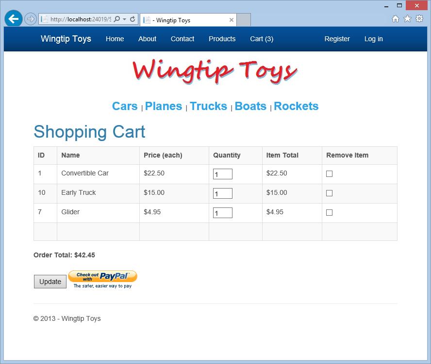 Wingtip Toys [5]