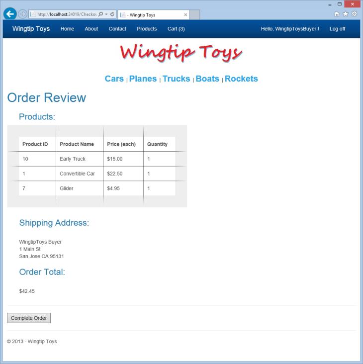 Wingtip Toys [7]